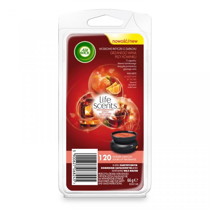 AIR WICK vosková náplň 66g varené ví