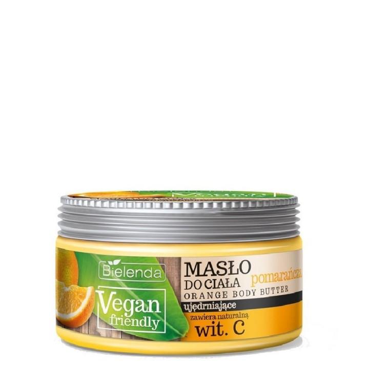 BIELENDA Vegan maslo orange 250ml