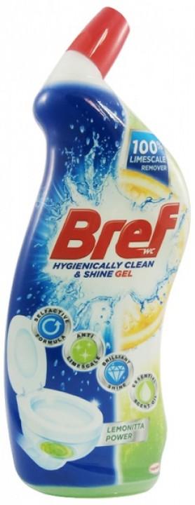 BREF wc gél hygien.700ml lemonitta