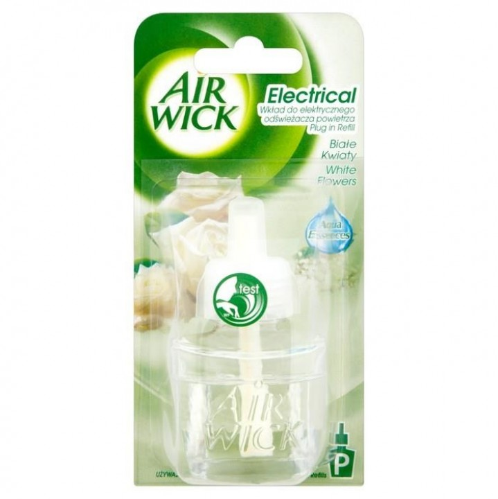 AIR WICK 19ml white flowers
