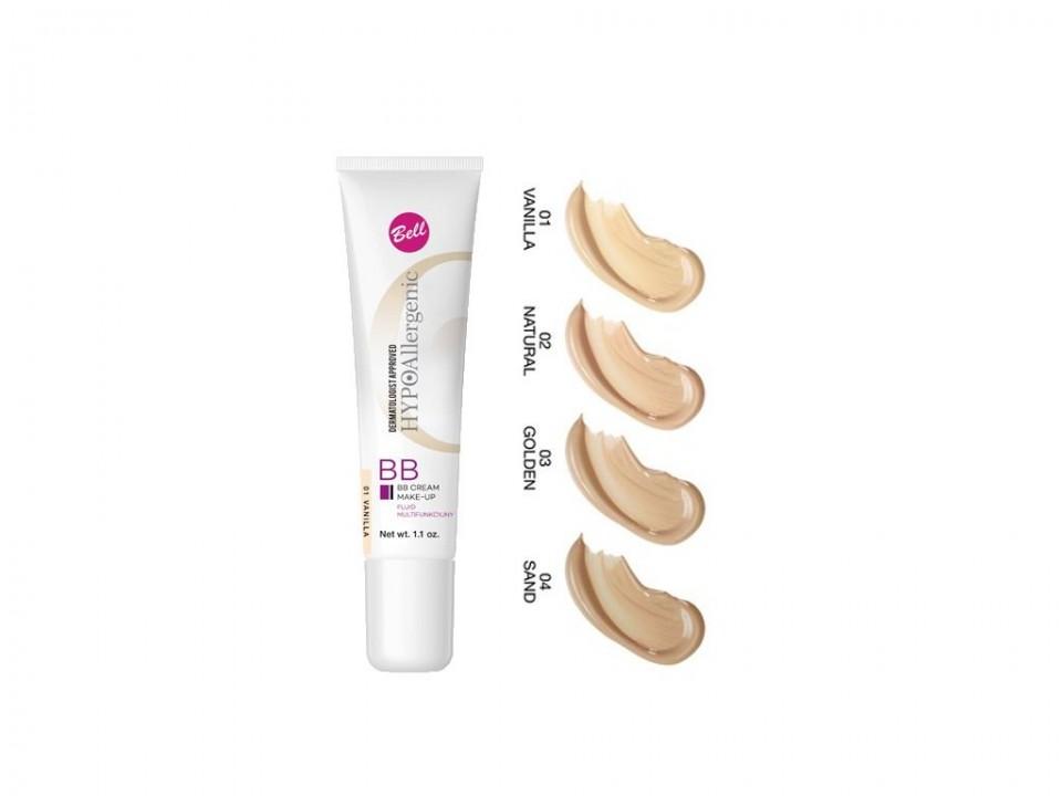 BELL HYPO make-up multif.BB cream