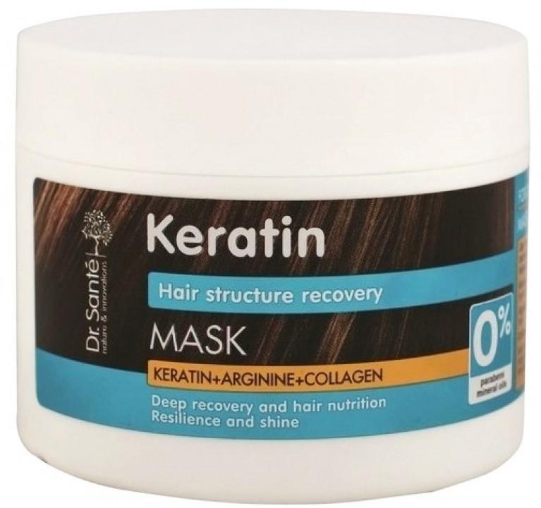 DR.SANTÉ Keratín 300ml maska na vlas