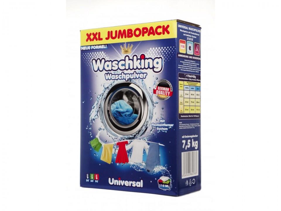 Waschking prací prášok 7,5kg/110PD u