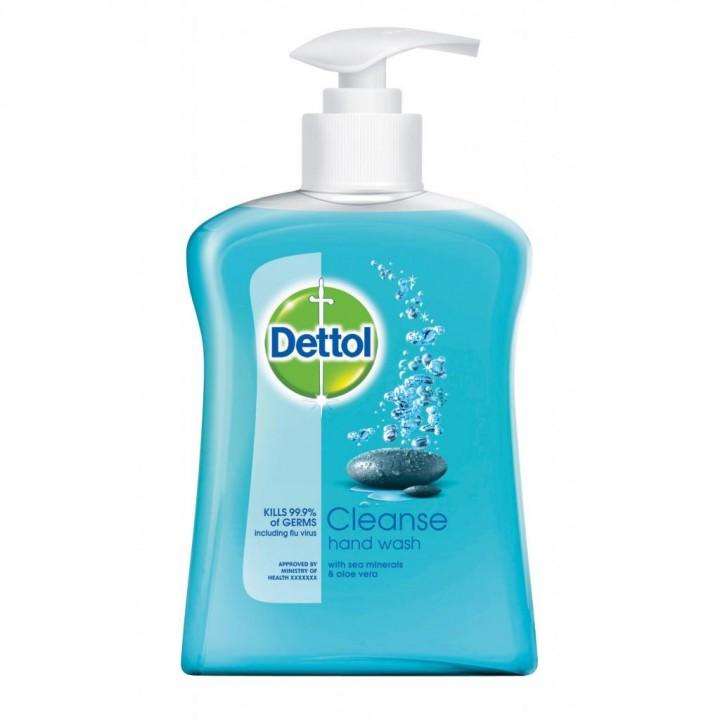 DETTOL tekuté mydlo 250ml cleanse