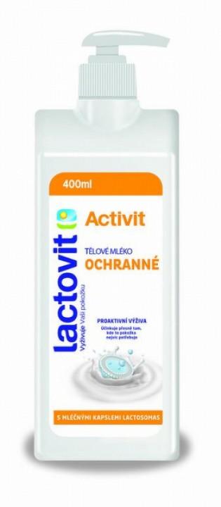 LACTOVIT tel.mlieko 400ml Activit