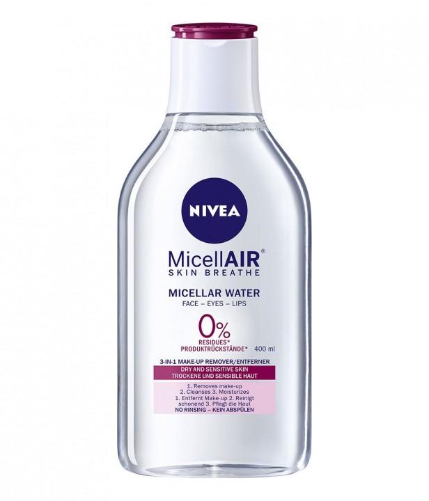 NIVEA mic.voda 400ml dry sensitive