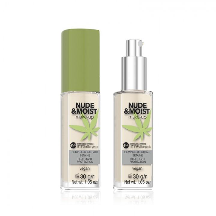BELL VEGAN make-up výživno hydrat.