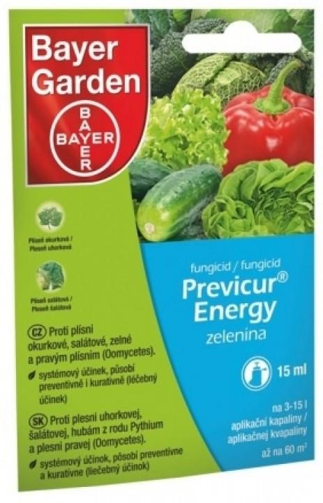 postrek PREVICUR ENERGY 15ml zelenin