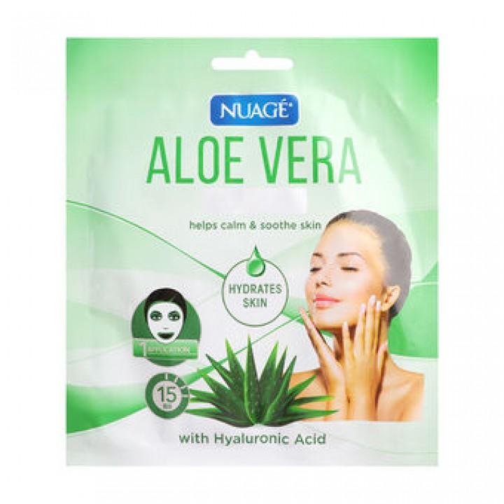 NUAGE Aloe vera maska