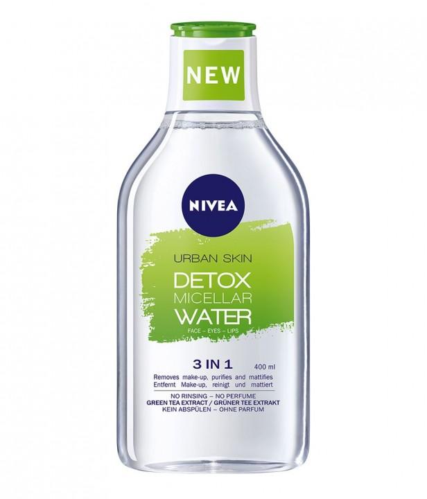 NIVEA mic.voda 400ml detox