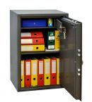 ATS výška 90cm - Tieto bezpečnostné úschovne objekty - mobilné skriňové trezory sú certifikované v I. bezpečnostnej triede a majú stupeň utajenia 'T' podľa NBÚ.   Steny trezorov sú konštruované, ako dvojplášťové vypln ...
