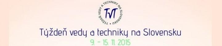 Týždeň vedy a techniky 2015 v MicroStepe