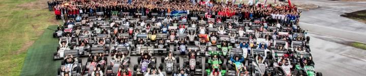 STUBA Green Team na nemeckom Hockenheimringu