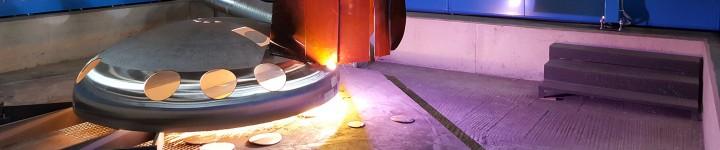 CNC stroje na rezanie 3D dielov