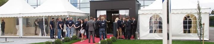 MicroStep Europa weiht neuen Firmensitz ein