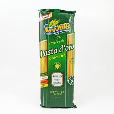 Cestoviny kukuričné špagety 500g vx - Suché cestoviny bez konzervantov a umelých farbív.