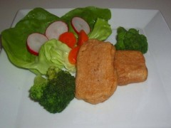 Vysmážané tofu