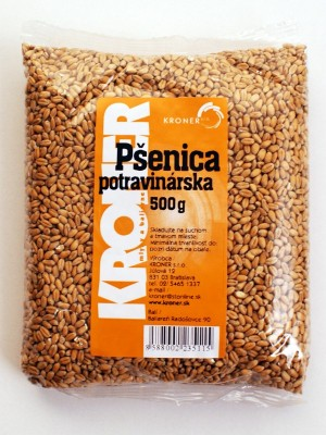 Pšenica 500g, Kroner - Pšenica potravinárska