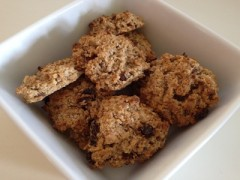 Ovsené cookies
