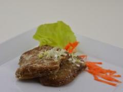 Seitanové bifteky