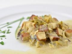 Tofu kelový prívarok