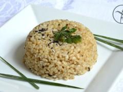 Ryža naturálna s riasou Hijiki BZL