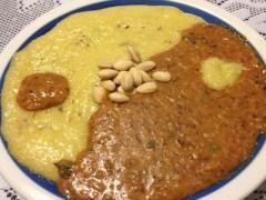 Kaša z kukuričnej krupice na slano