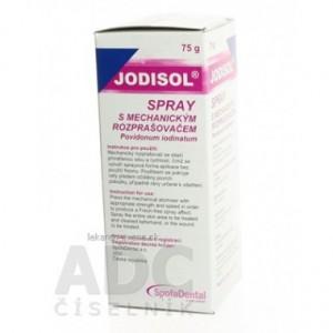 Jodisol (sprej 75 g)