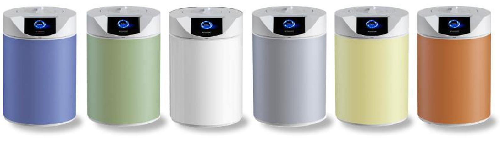 Autoklávy Microjet sú k dispozícii v rôznych farbách - vyberte si svoju obľúbenú