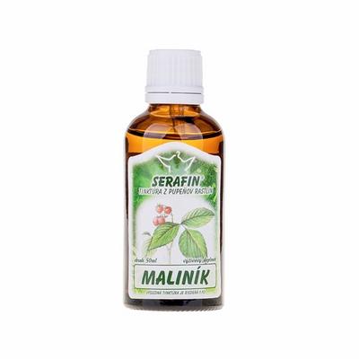 Tinktúra z pukov Serafin -  Ostružina malinová 50ml sklo - Prírodný podporný prípravok