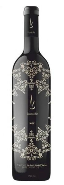 DuoLife NOC 750 ml - DuoLife Noc - záruka pokojného spánku a úplnej regenerácie organizmu.