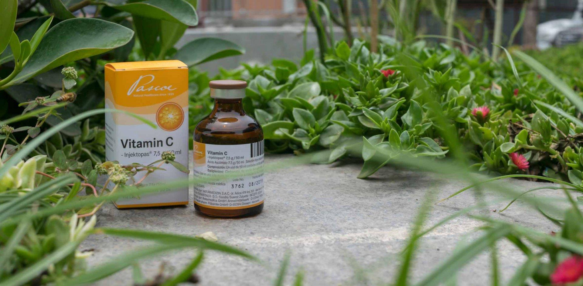 AKCIA! Infúzna liečba vitamínom C za akciovú cenu 25 EUR