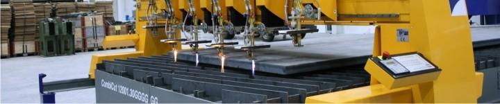 CombiCut 数控等离子/火焰切割机