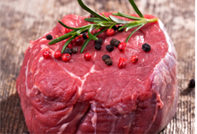 Mrazené mäsové výrobky