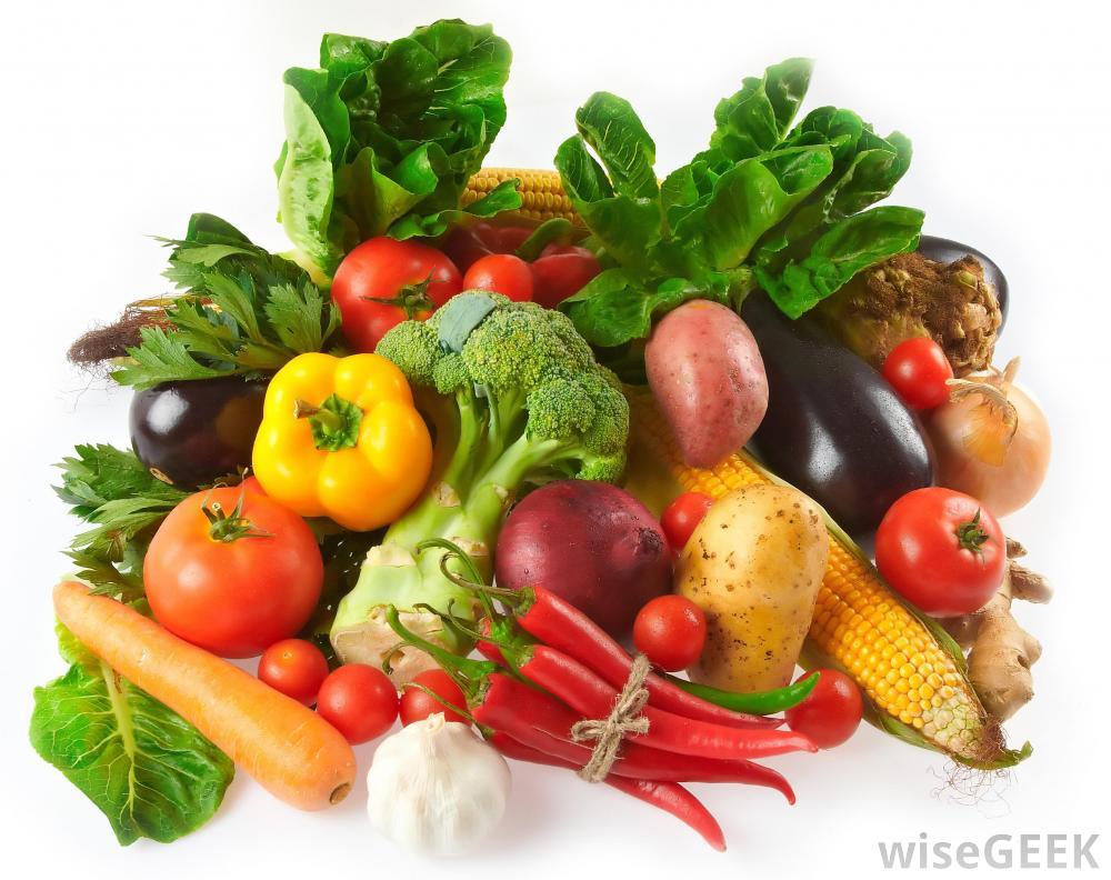 Mrazená zelenina a ovocie