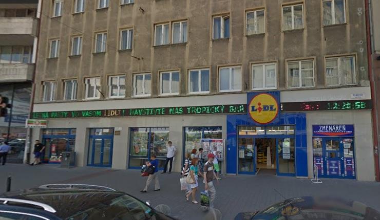 Pasta & Schnitzel, Dunajská 2, Bratislava