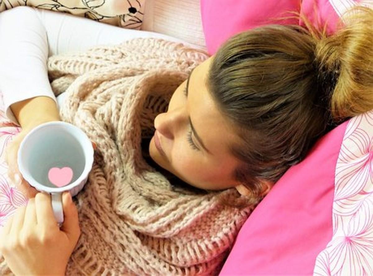Prechladnutie a chrípka súvisia s oslabením imunity
